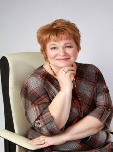 Жукова Евгения Валентиновна