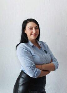 Сапегина Дарья Дмитриевна