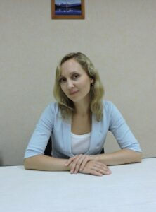 Хорошилова Ирина Юрьевна