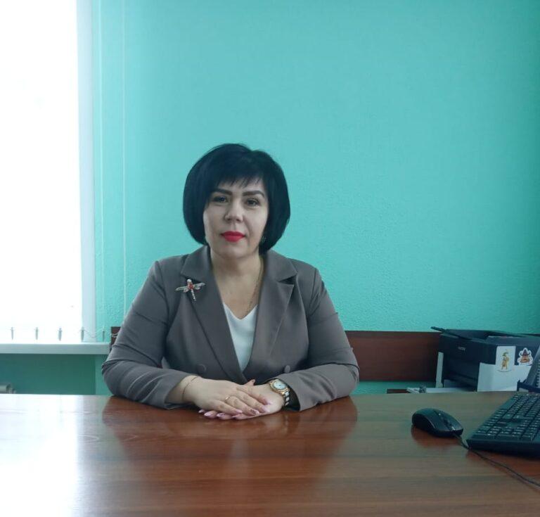 Штельвах Ангелина Викторовна