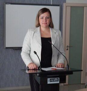 Ясинская Екатерина Александровна