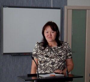 Раисова Айгуль Халехановна
